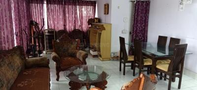 Gallery Cover Image of 1550 Sq.ft 3 BHK Apartment for rent in Ramesh Hermes Heritage Phase 2, Yerawada for 28000
