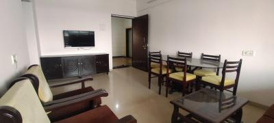 Gallery Cover Image of 1450 Sq.ft 3 BHK Apartment for rent in Kopar Khairane for 42000