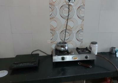 Kitchen Image of PG Near Vasant Lawns Thane Ynh in Thane West