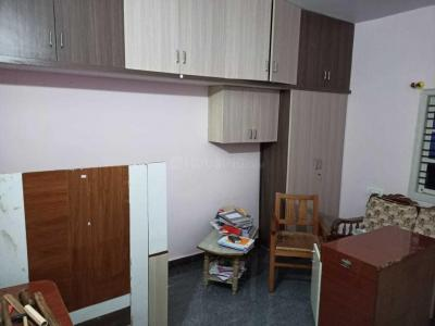 Gallery Cover Image of 400 Sq.ft 1 RK Independent Floor for rent in Konanakunte for 6000