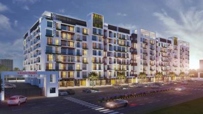 Gallery Cover Image of 607 Sq.ft 1 BHK Apartment for buy in Yashwant Nagar for 2900000
