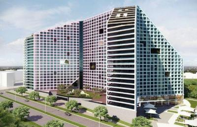 Gallery Cover Image of 1200 Sq.ft 2 BHK Apartment for rent in Amanora Future Towers, Hadapsar for 20000