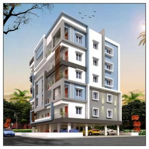 Gallery Cover Image of 1567 Sq.ft 3 BHK Apartment for buy in Aditya Heights, Mallapur for 6500000