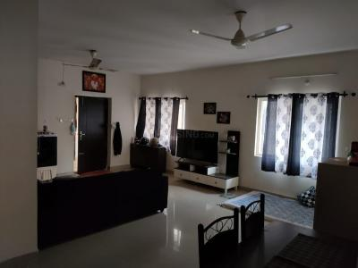 Gallery Cover Image of 1150 Sq.ft 2 BHK Apartment for rent in Muppa Aishwarya County by Muppa Homes , Narsingi for 25000