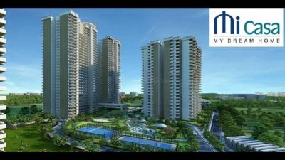 Gallery Cover Image of 1245 Sq.ft 2 BHK Apartment for buy in Pareena Mi Casa, Sector 68 for 7800000