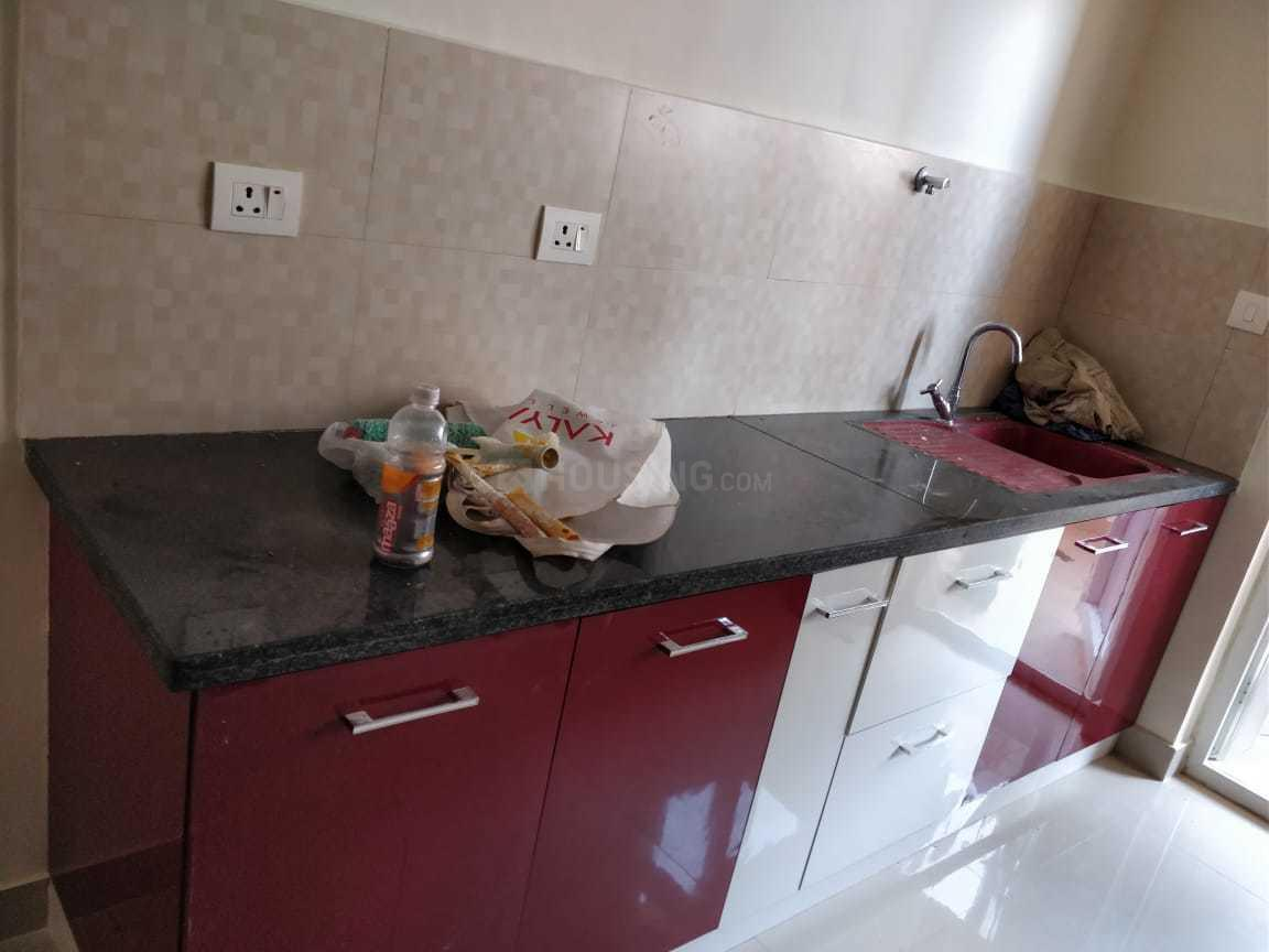 Kitchen Image of 1150 Sq.ft 2 BHK Apartment for buy in Kadugodi for 7200000
