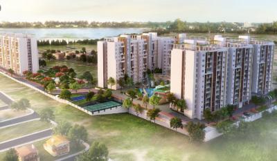 Gallery Cover Image of 2150 Sq.ft 3 BHK Apartment for buy in Shriram Blue, Krishnarajapura for 12500000