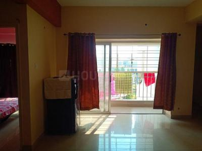 Gallery Cover Image of 1535 Sq.ft 3 BHK Apartment for rent in New Town for 20000