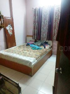 Bedroom Image of 950 Sq.ft 2 BHK Apartment for rent in Bhandup West for 32000