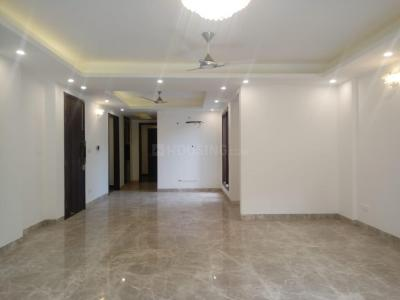 Gallery Cover Image of 1850 Sq.ft 3 BHK Apartment for rent in Paryavaran Complex, Saket for 31000