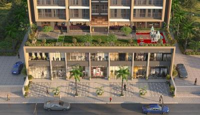 Gallery Cover Image of 1200 Sq.ft 2 BHK Apartment for buy in Prajapati Opal, New Panvel East for 9000000