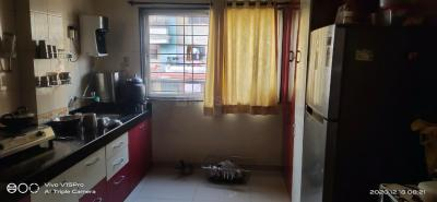 Kitchen Image of 1000 Sq.ft 2 BHK Apartment for buy in Akshay Paradise, Vadgaon Budruk for 6300000