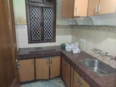 Gallery Cover Image of 1250 Sq.ft 3 BHK Independent Floor for rent in Sant Nagar for 25500