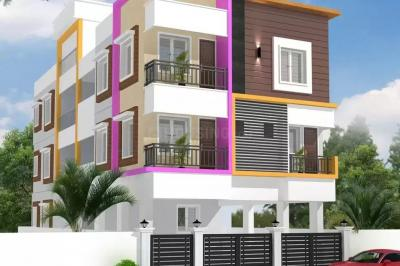 Gallery Cover Image of 779 Sq.ft 2 BHK Apartment for buy in Poonamallee for 3400000