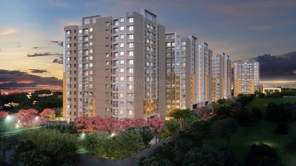 Building Image of 551 Sq.ft 1 BHK Apartment for buy in Vajarahalli for 3160000
