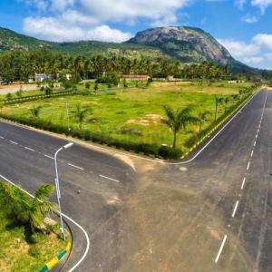 2400 Sq.ft Residential Plot for Sale in Kuthaganahalli, Bangalore