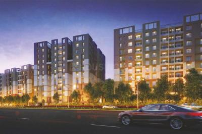 Gallery Cover Image of 923 Sq.ft 2 BHK Apartment for buy in Unimark Springfield, Rajarhat for 3800000