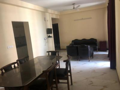 Gallery Cover Image of 1480 Sq.ft 3 BHK Apartment for rent in Omega II Greater Noida for 26000