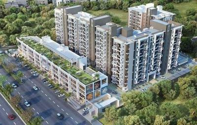 Gallery Cover Image of 1027 Sq.ft 2 BHK Apartment for buy in W 57, Wakad for 6800000