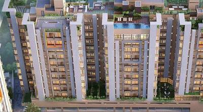 Gallery Cover Image of 849 Sq.ft 2 BHK Apartment for buy in RISHI Ventoso, Madhyamgram for 3322713