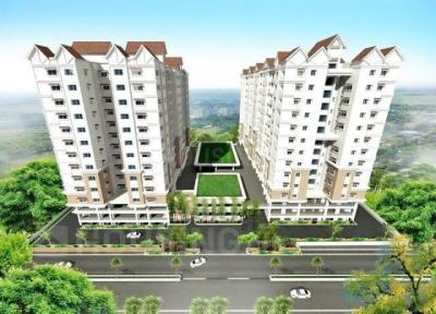 Gallery Cover Image of 1419 Sq.ft 3 BHK Apartment for buy in Hadapsar for 8453000