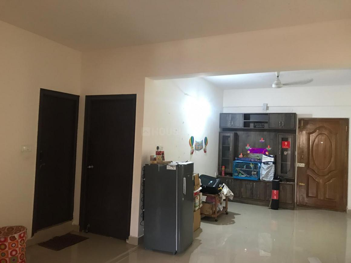 Living Room Image of 1125 Sq.ft 2 BHK Apartment for rent in Whitefield for 26000