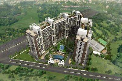 Gallery Cover Image of 1553 Sq.ft 3 BHK Apartment for buy in Balewadi for 15500000