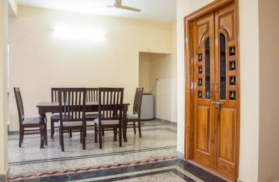 Dining Room Image of 402 - M.k.m Enclave Nest in Panduranga Nagar