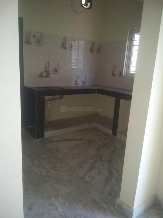 Kitchen Image of 700 Sq.ft 1 BHK Independent Floor for rent in Kondakal for 11000