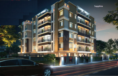 Gallery Cover Image of 637 Sq.ft 2 BHK Apartment for buy in Madhyamgram for 1911000