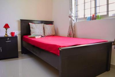 Bedroom Image of Zolo Sarovar in Velachery