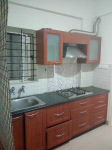 Kitchen Image of PG 5299782 K R Puram in Krishnarajapura
