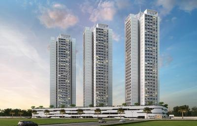 Gallery Cover Image of 1150 Sq.ft 2 BHK Apartment for buy in Aurum Q Residences R2, Ghansoli for 15500000