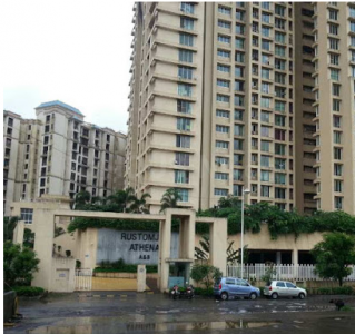 Gallery Cover Image of 850 Sq.ft 2 BHK Apartment for rent in Thane West for 21000