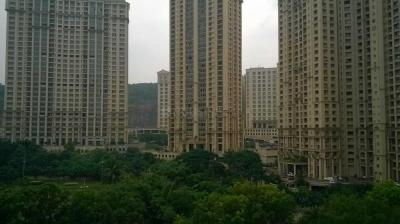 Gallery Cover Image of 2000 Sq.ft 3 BHK Apartment for rent in Powai for 135000