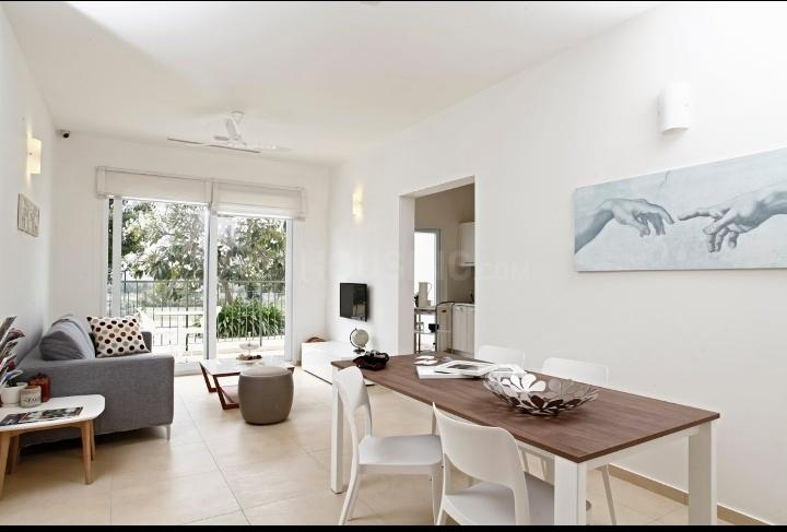 Living Room Image of 663 Sq.ft 1 BHK Apartment for buy in Tirumanahalli for 4500000
