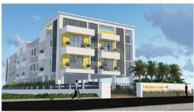 Gallery Cover Image of 931 Sq.ft 3 BHK Apartment for buy in Kattupakkam for 5306700