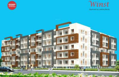 Gallery Cover Image of 1300 Sq.ft 3 BHK Apartment for buy in Banaswadi for 7300000