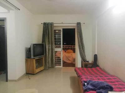 Gallery Cover Image of 629 Sq.ft 1 BHK Apartment for rent in Kalas for 16000