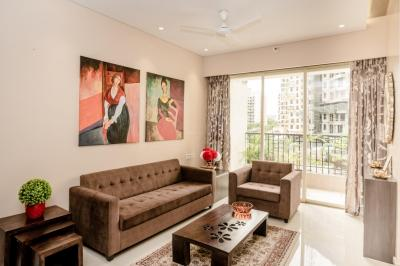 Gallery Cover Image of 900 Sq.ft 2 BHK Apartment for buy in Rutu Riverview Classic, Kalyan West for 6300000