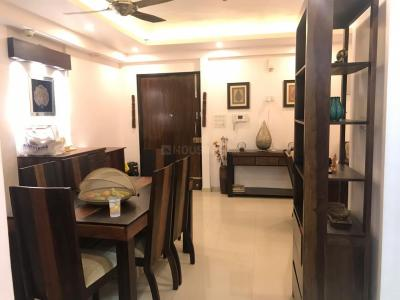 Gallery Cover Image of 1500 Sq.ft 3 BHK Apartment for rent in New Town for 50000