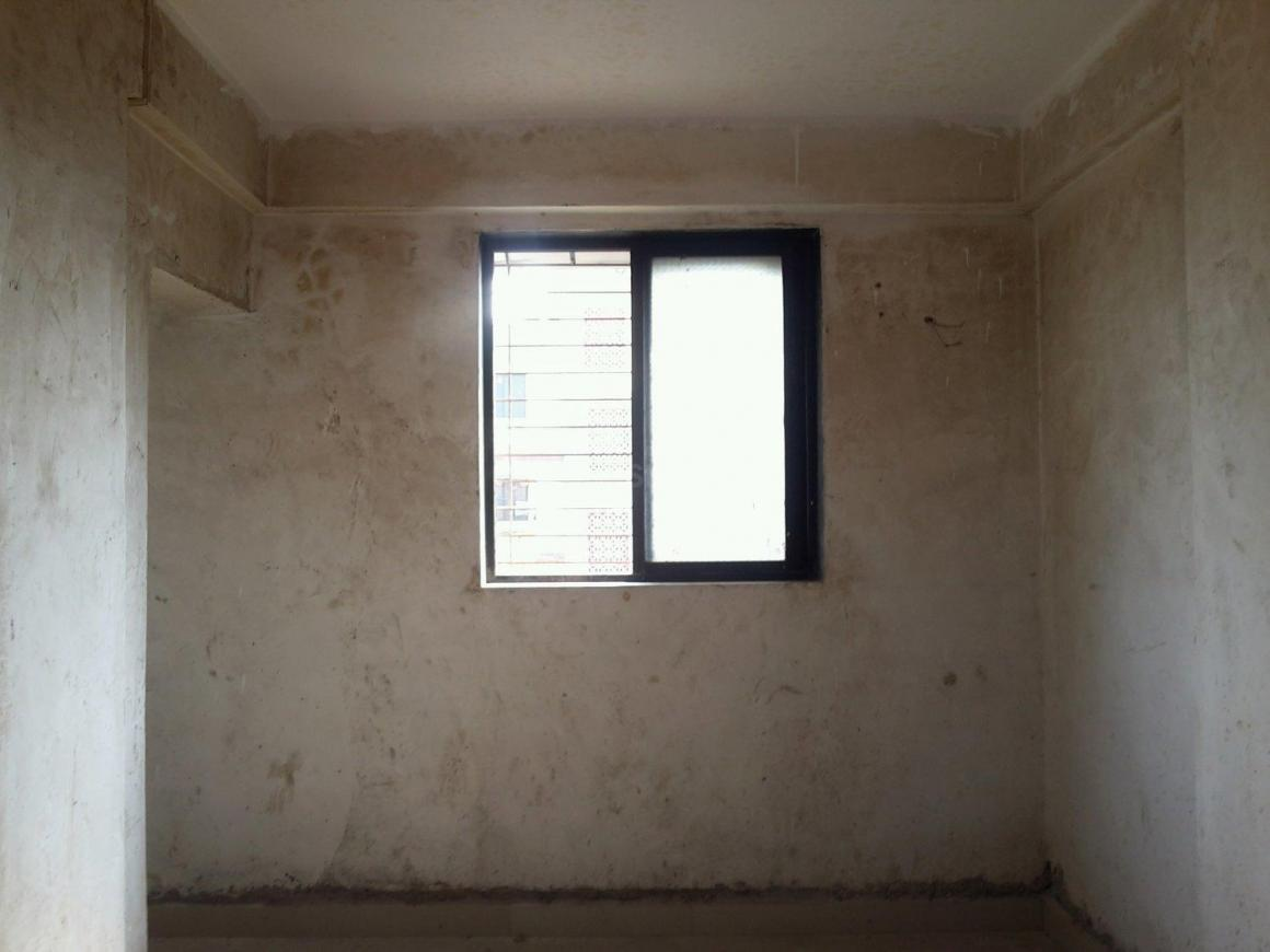 Living Room Image of 450 Sq.ft 1 BHK Apartment for rent in Ghansoli for 12000