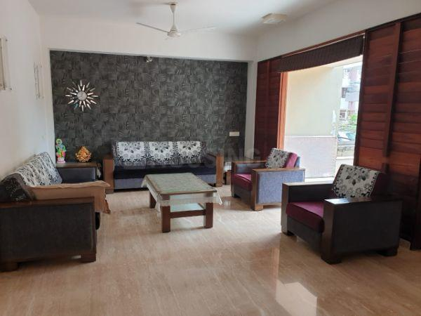 Hall Image of 4050 Sq.ft 4 BHK Villa for buy in Shahibaug for 55000000