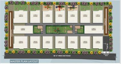Gallery Cover Image of 1170 Sq.ft 2 BHK Apartment for buy in Narsingi for 6503333