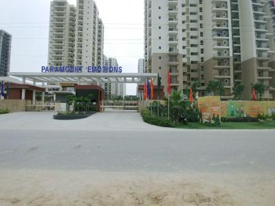 Gallery Cover Image of 1075 Sq.ft 2 BHK Apartment for rent in Paramount Emotions, Phase 2 for 10000