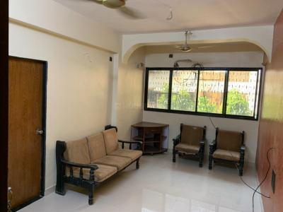 Gallery Cover Image of 560 Sq.ft 1 BHK Apartment for rent in Reshma Co-Op Housing Society, Vashi for 25000