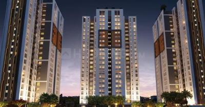 Gallery Cover Image of 1196 Sq.ft 3 BHK Apartment for buy in Ambuja Uddipa The Condoville, Baranagar for 6400000