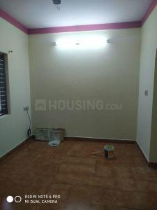 Gallery Cover Image of 600 Sq.ft 1 BHK Independent House for rent in Mangammanapalya for 12500