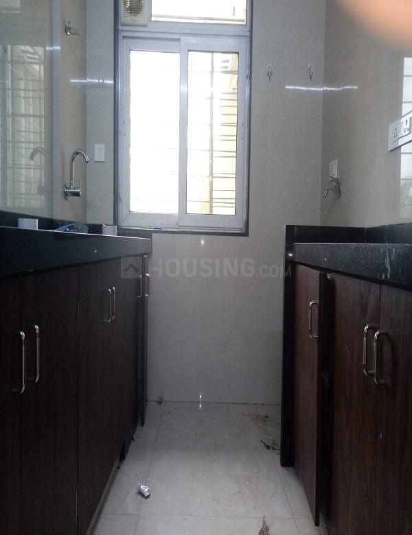 Kitchen Image of 1400 Sq.ft 3 BHK Apartment for rent in Govandi for 60000