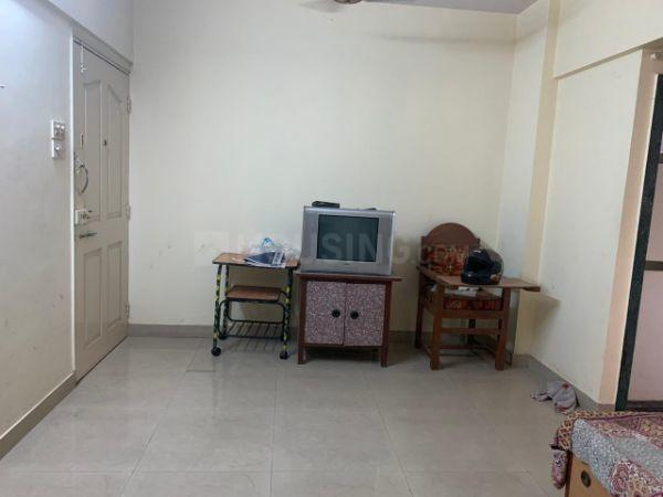 Living Room Image of 575 Sq.ft 1 BHK Apartment for rent in Mulund East for 26000